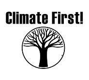 Logo of Climate First!, Inc.