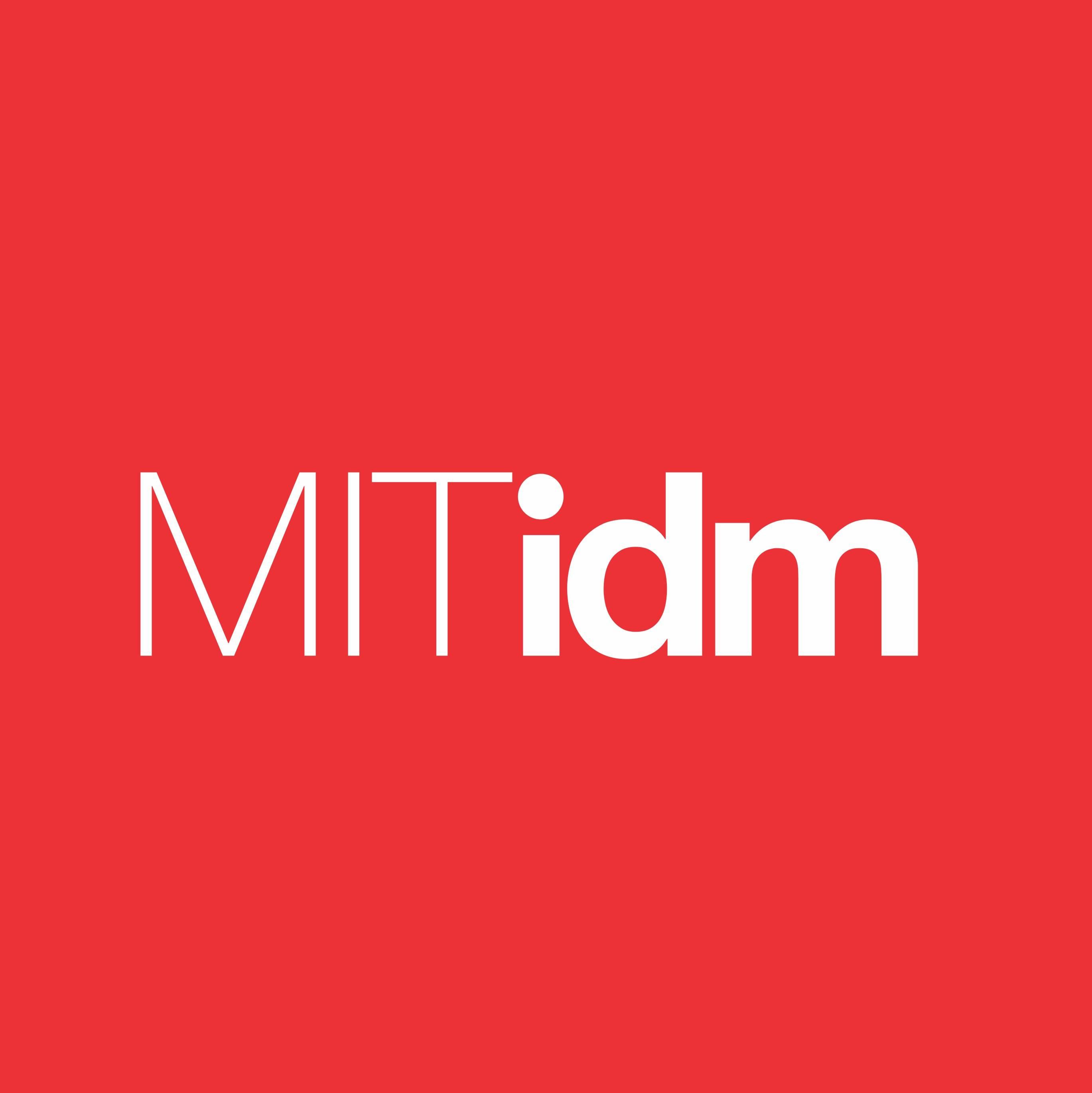 Logo de MIT Integrated Design and Management Program