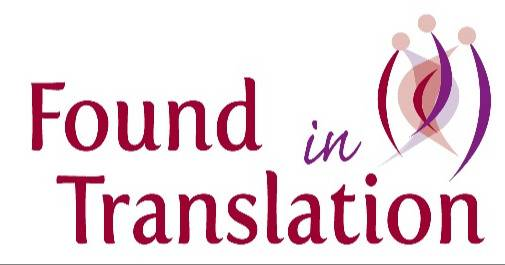 Logo of Found in Translation