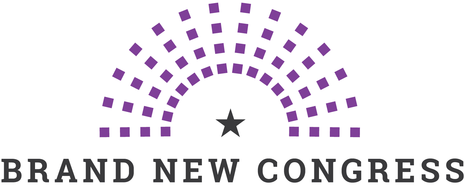 Logo of Brand New Congress