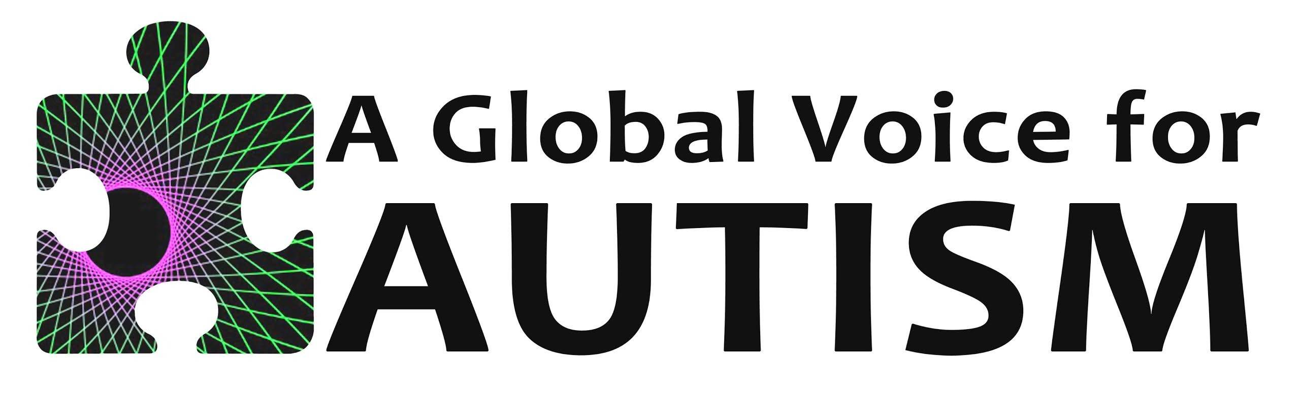 Logo of A Global Voice for Autism