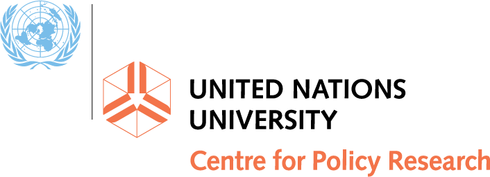 Logo of United Nations University - Centre for Policy Research