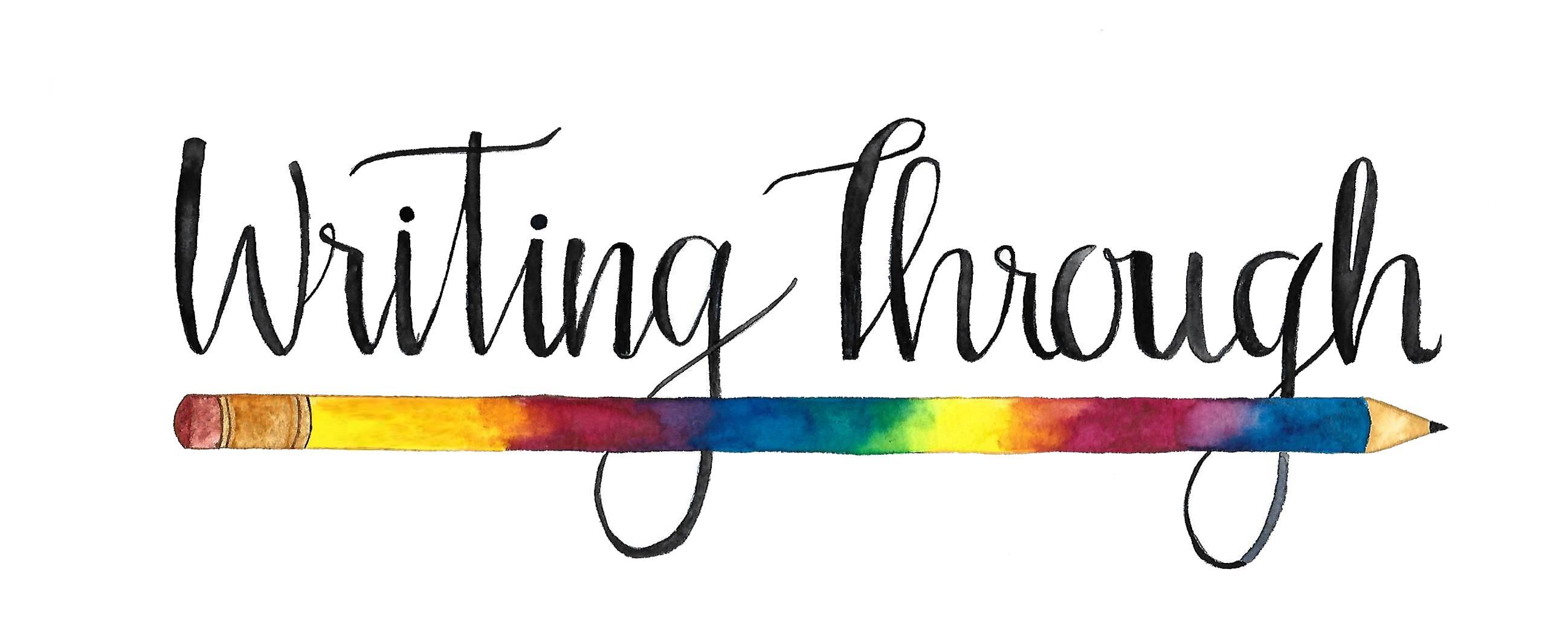 Logo of Writing Through!