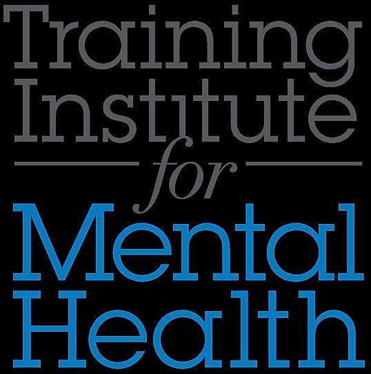 Logo of Training Institute for Mental Health