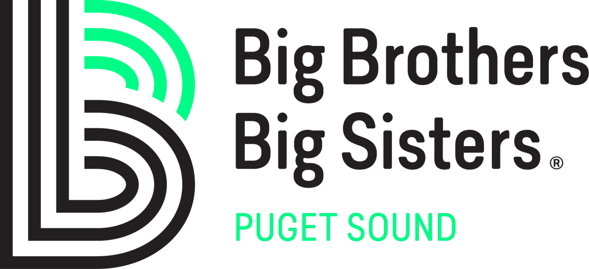 Logo of Big Brothers Big Sisters of Puget Sound