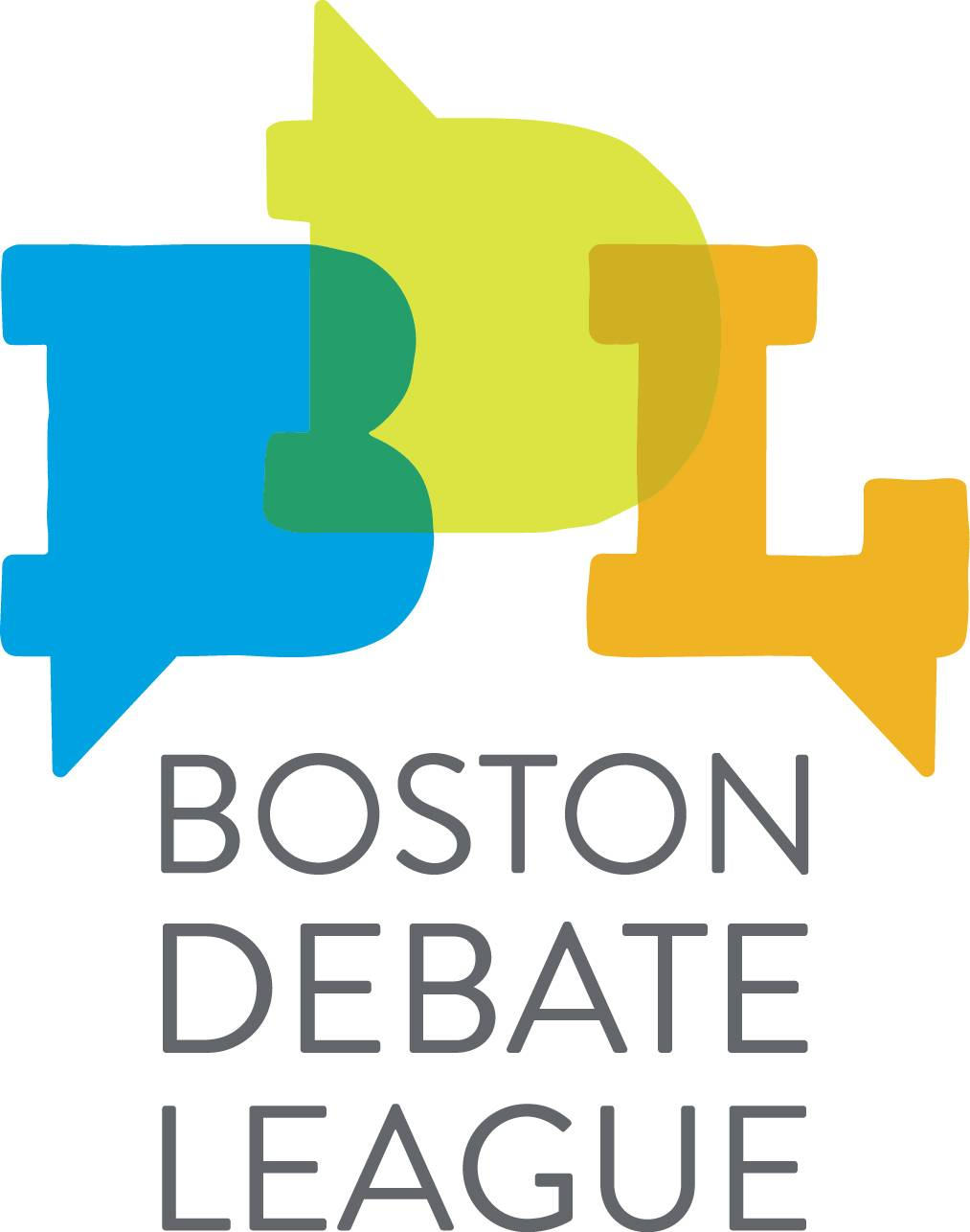 Logo of Boston Debate League