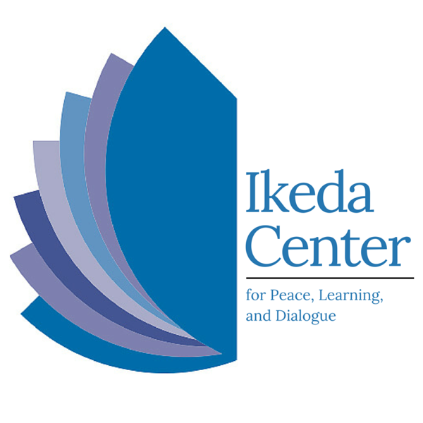 Logo of Ikeda Center for Peace, Learning, and Dialogue