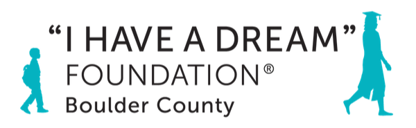 "Logo of ""I Have A Dream"" Foundation of Boulder County"