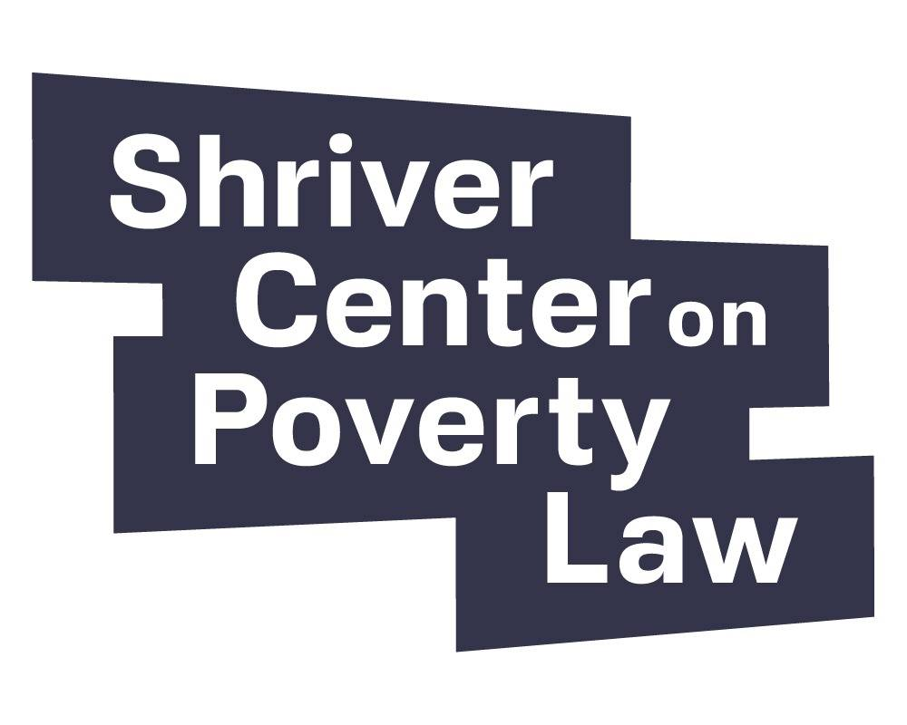 Logo of Shriver Center on Poverty Law