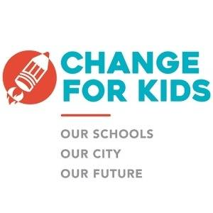 Logo of Change For Kids