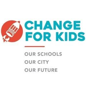 Logo de Change For Kids