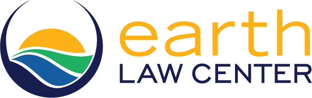 Logo de Earth Law Center