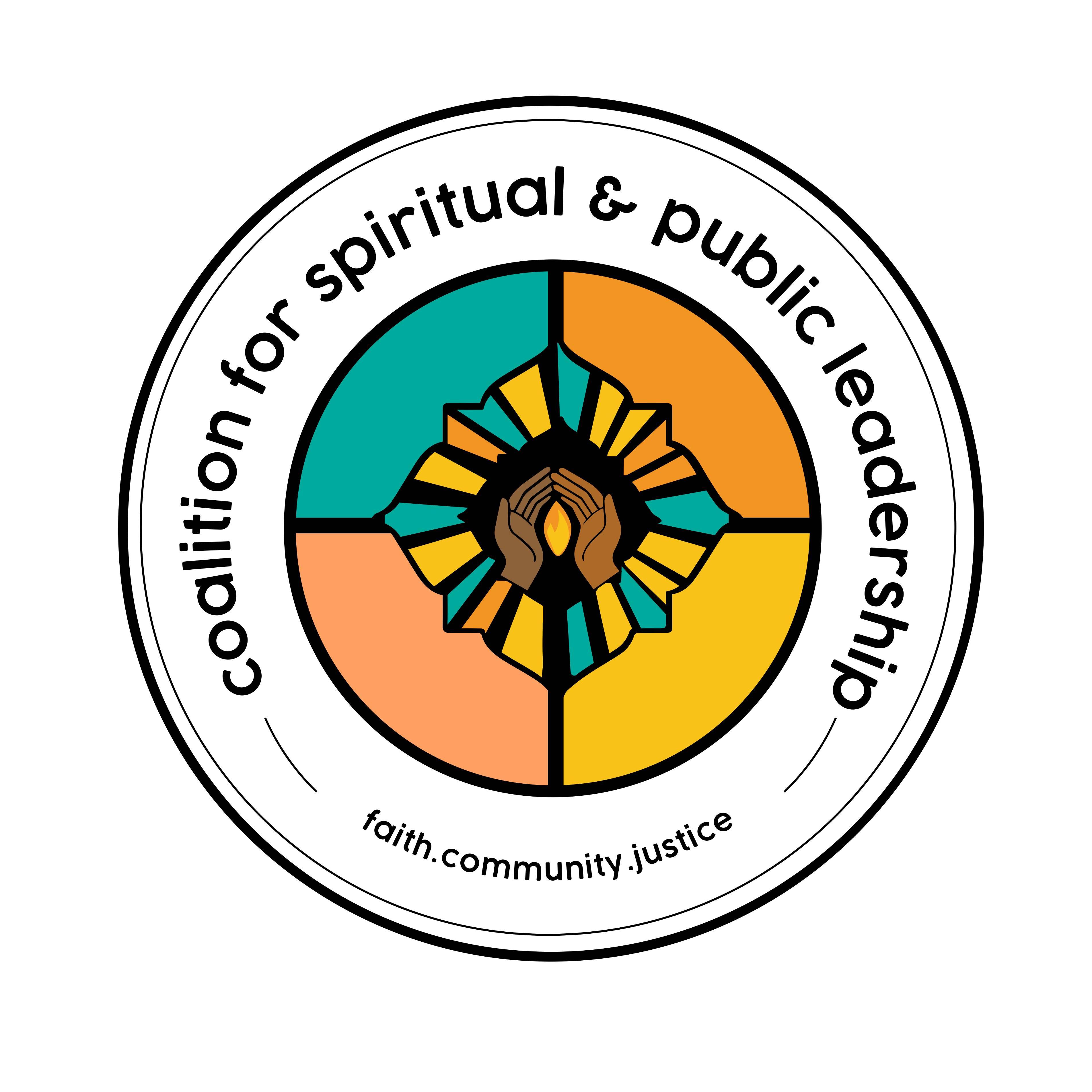 Logo of Coalition for Spiritual and Public Leadership