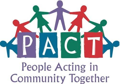 Logo of PACT- People Acting in Community Together