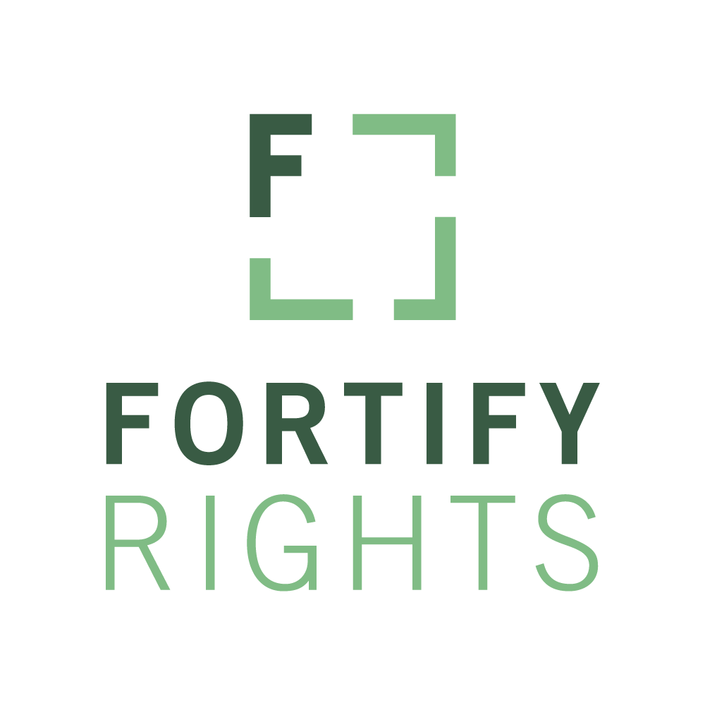 Logo de Fortify Rights
