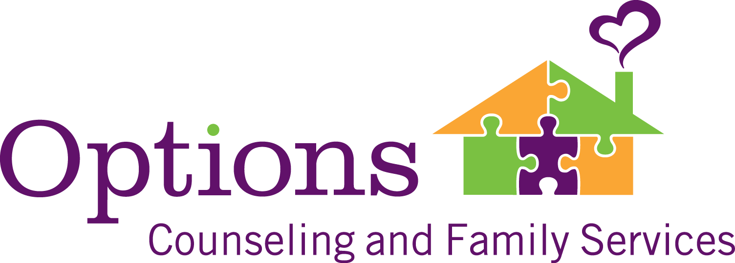 Logo of Options Counseling and Family Services