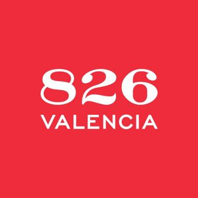 Logo de 826 Valencia