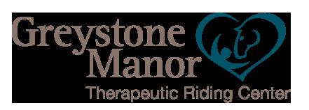 Logo of Greystone Manor Therapeutic Riding Center