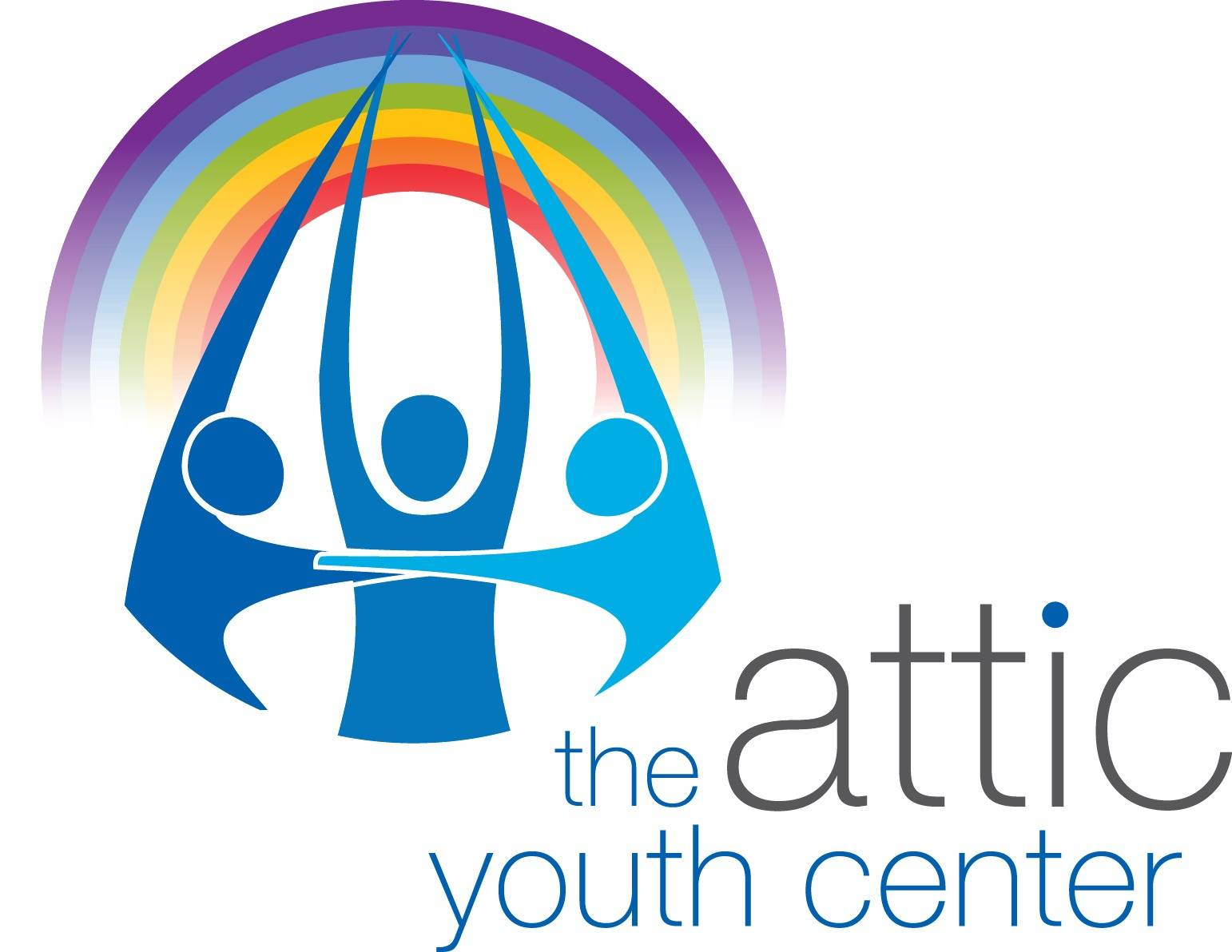 Logo of The Attic Youth Center