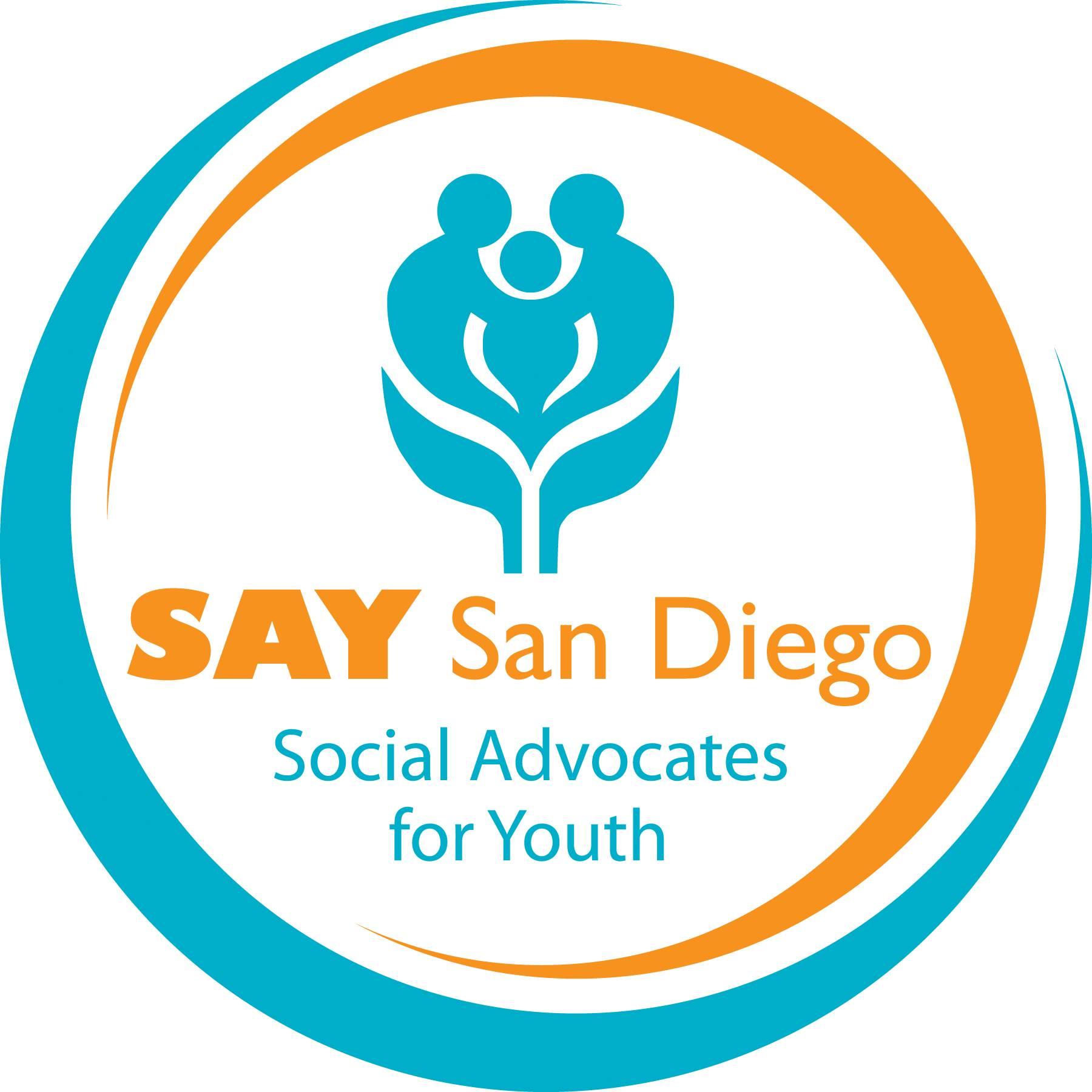 Logo of SAY San Diego