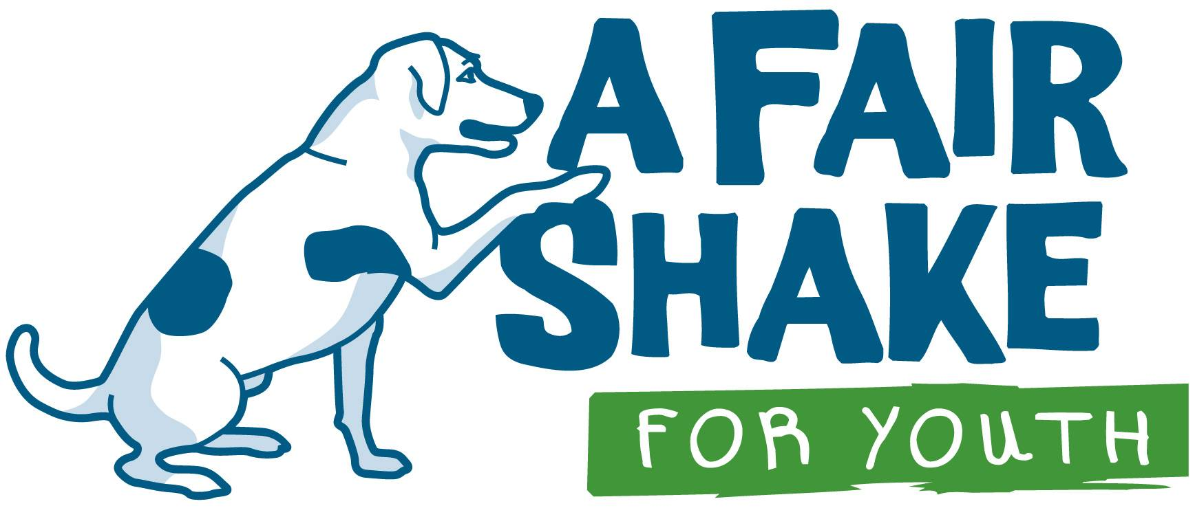 Logo of A Fair Shake for Youth