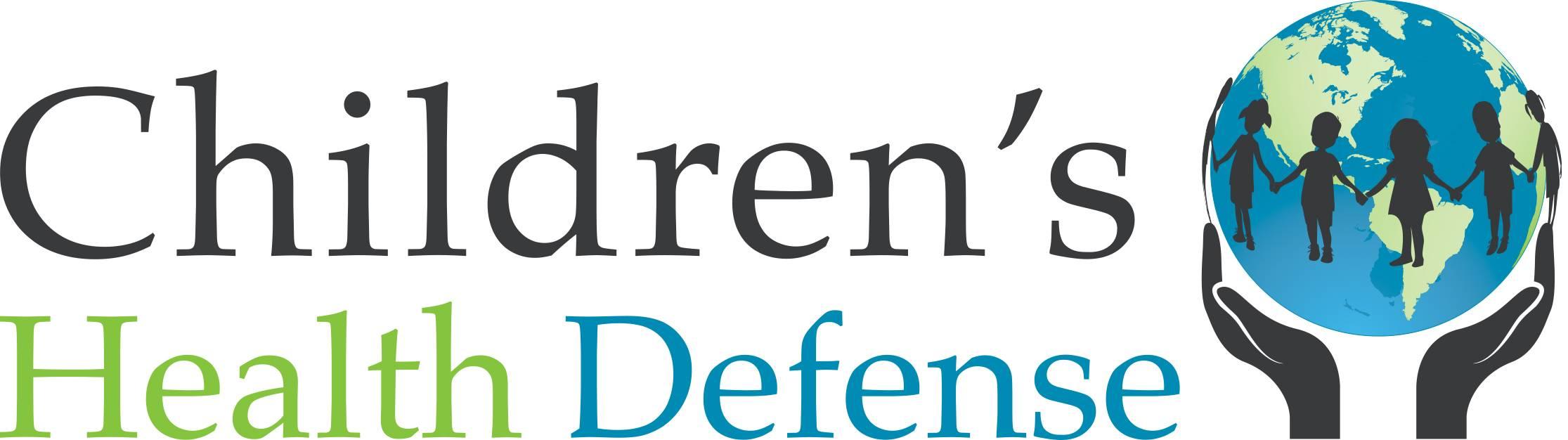 Logo of Children's Health Defense