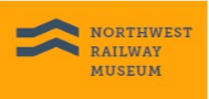 Logo of Northwest Railway Museum