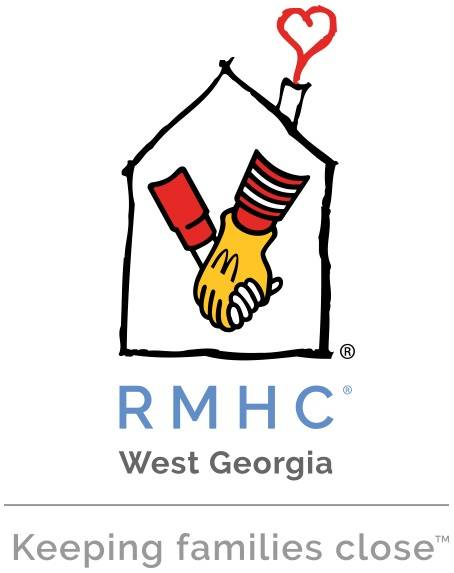Logo of Ronald McDonald House Charities of West Georgia