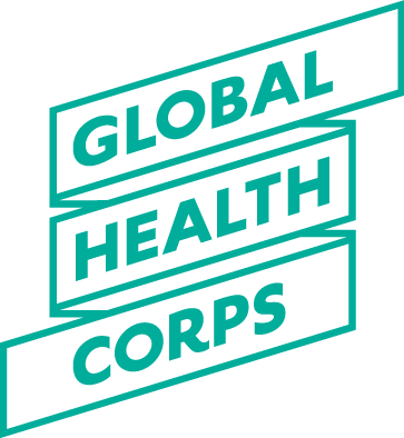 Logo of Global Health Corps (GHC)
