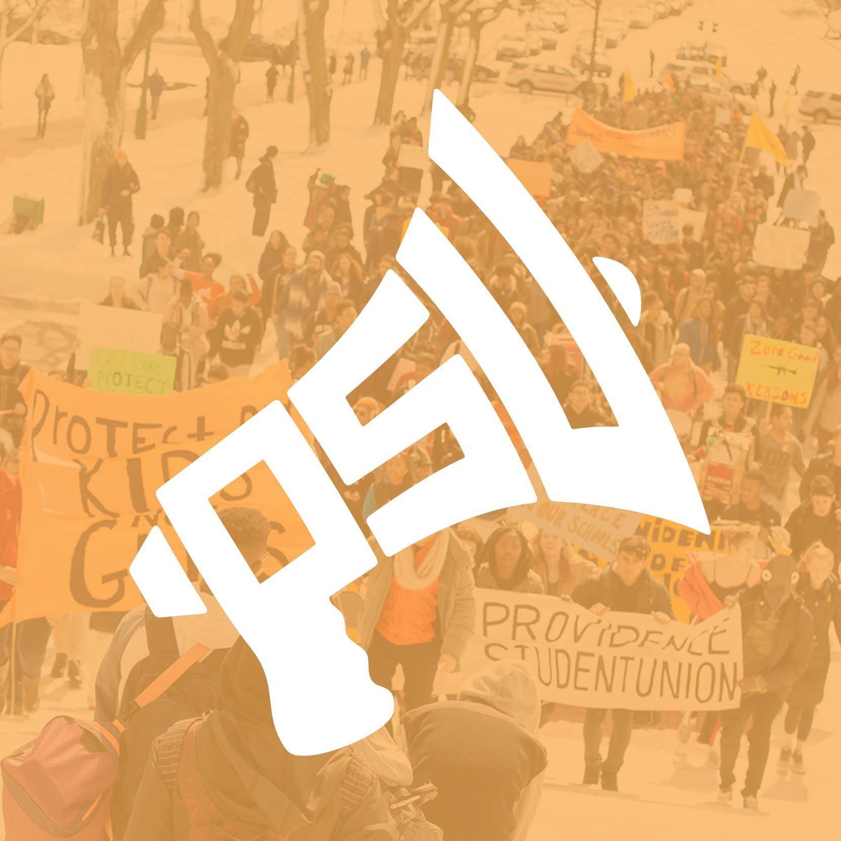 Logo of Providence Student Union