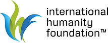 Logo of International Humanity Foundation (IHF)