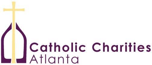 Logo of Catholic Charities Atlanta