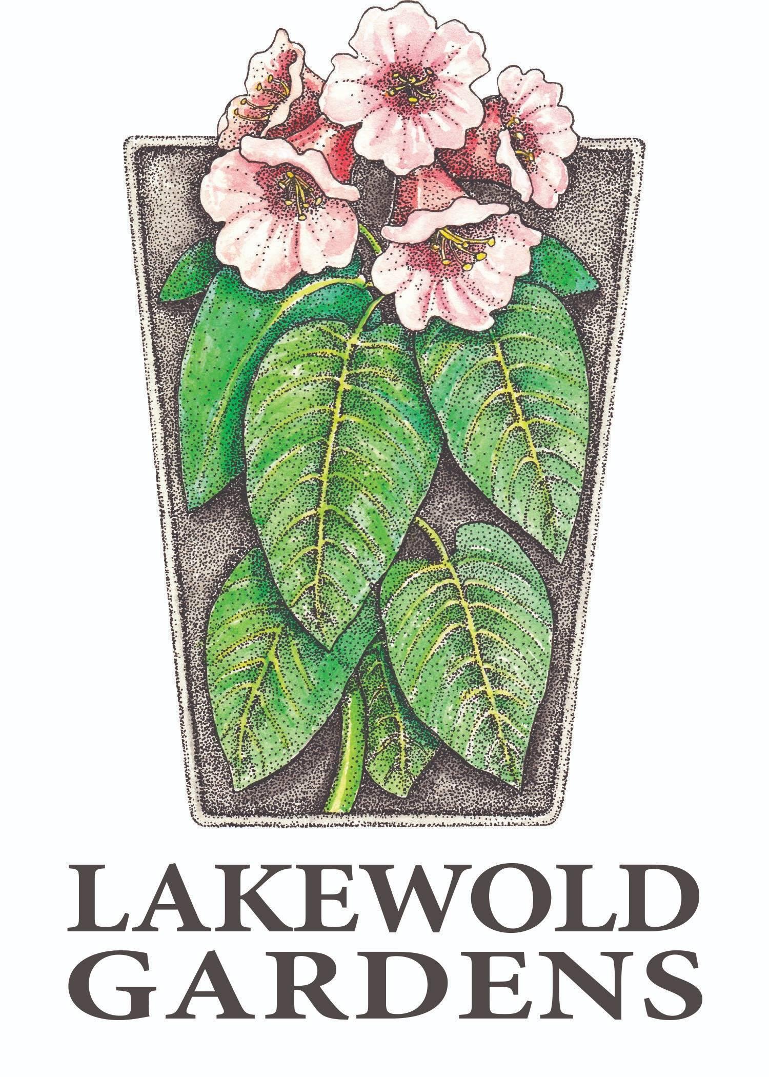 Logo of Lakewold Gardens