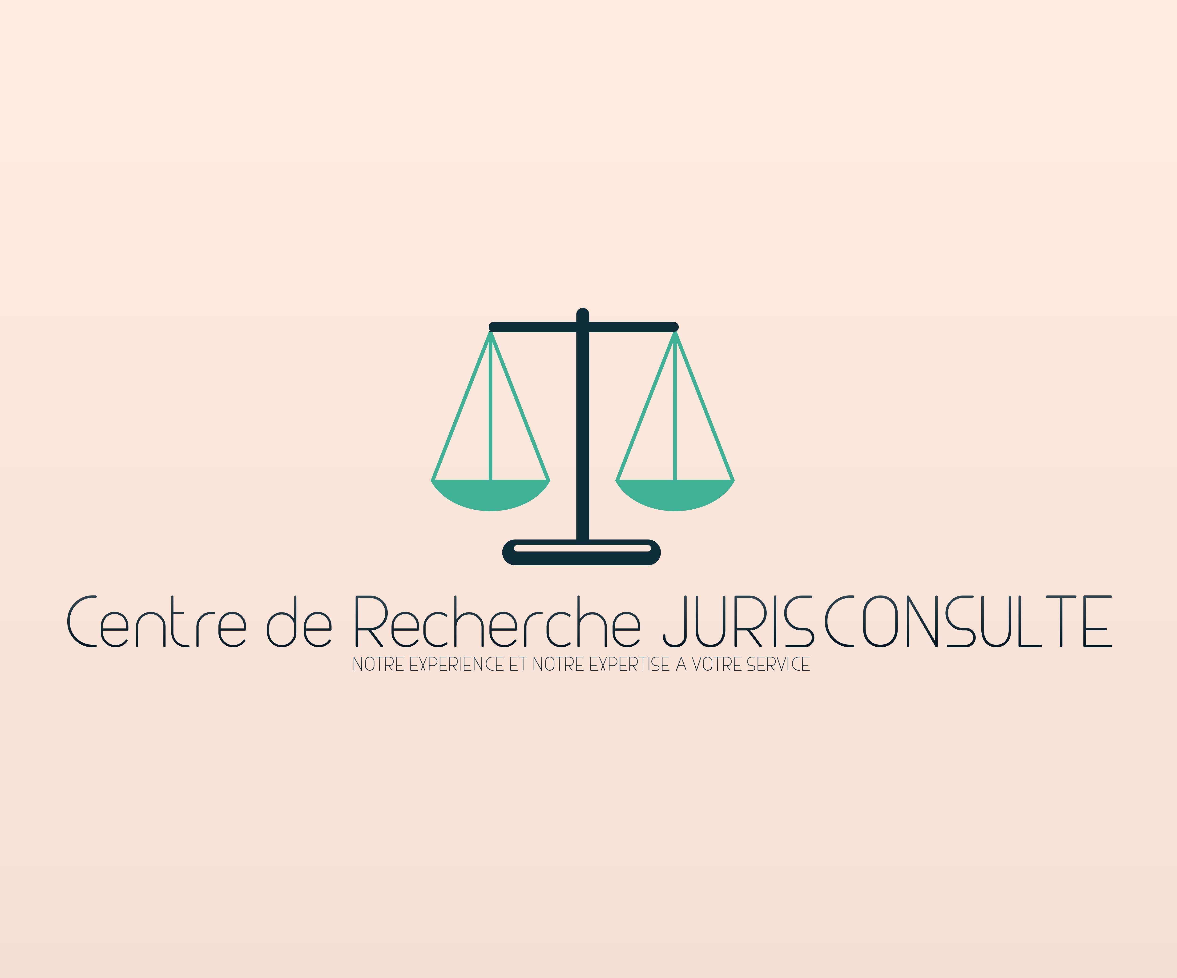 Logo of Centre de Recherche JURISCONSULTE