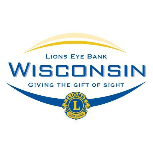 Logo of Lions Eye Bank of Wisconsin