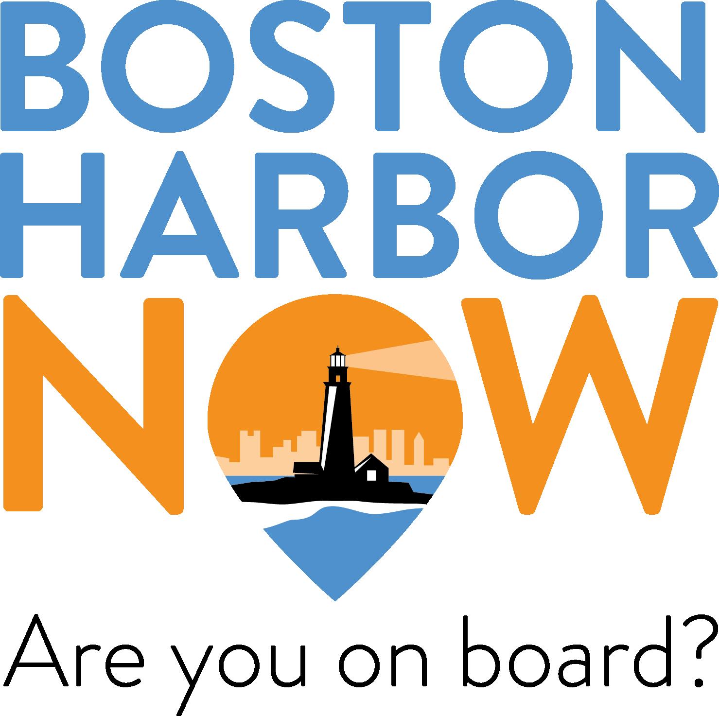 Logo de Boston Harbor Now