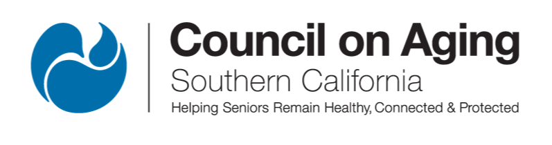 Logo of Council on Aging, Southern California