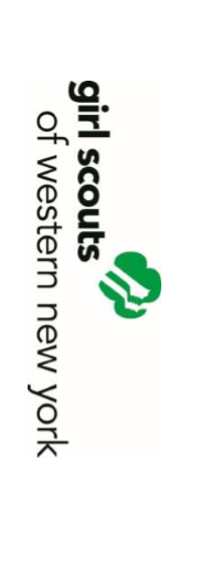 Logo of Girl Scouts of Western New York