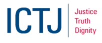 Logo of International Center for Transitional Justice