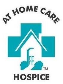 Logo of AT Home Care Hospice