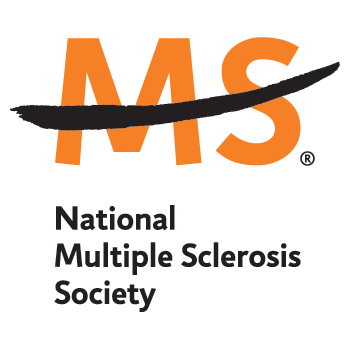 Logo de National MS Society