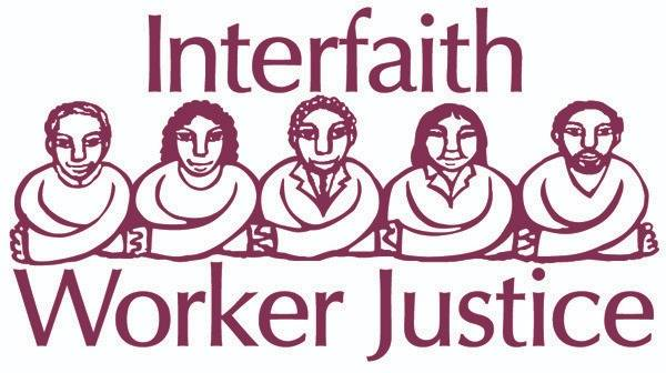 Logo of Interfaith Worker Justice