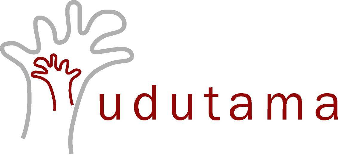 Logo of Association Udutama for the support of minority ethnic or cultural groups