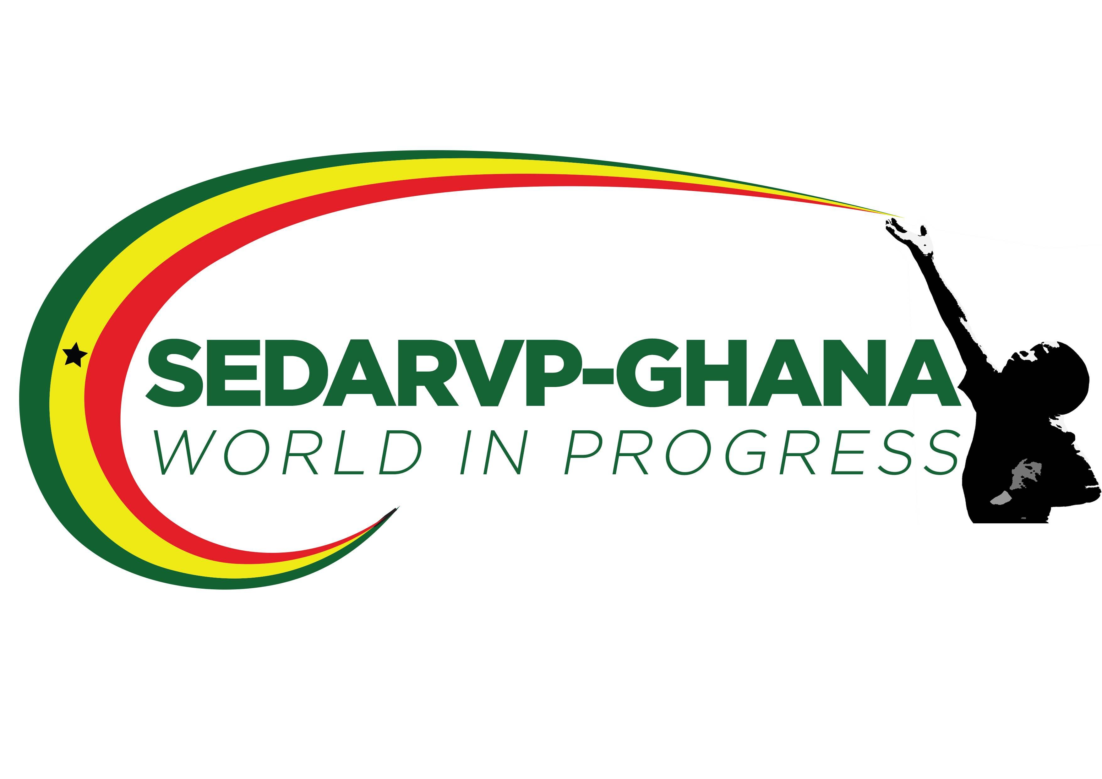 Logo of SEDARVP GHANA