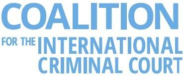 Logo of Coalition for the International Criminal Court