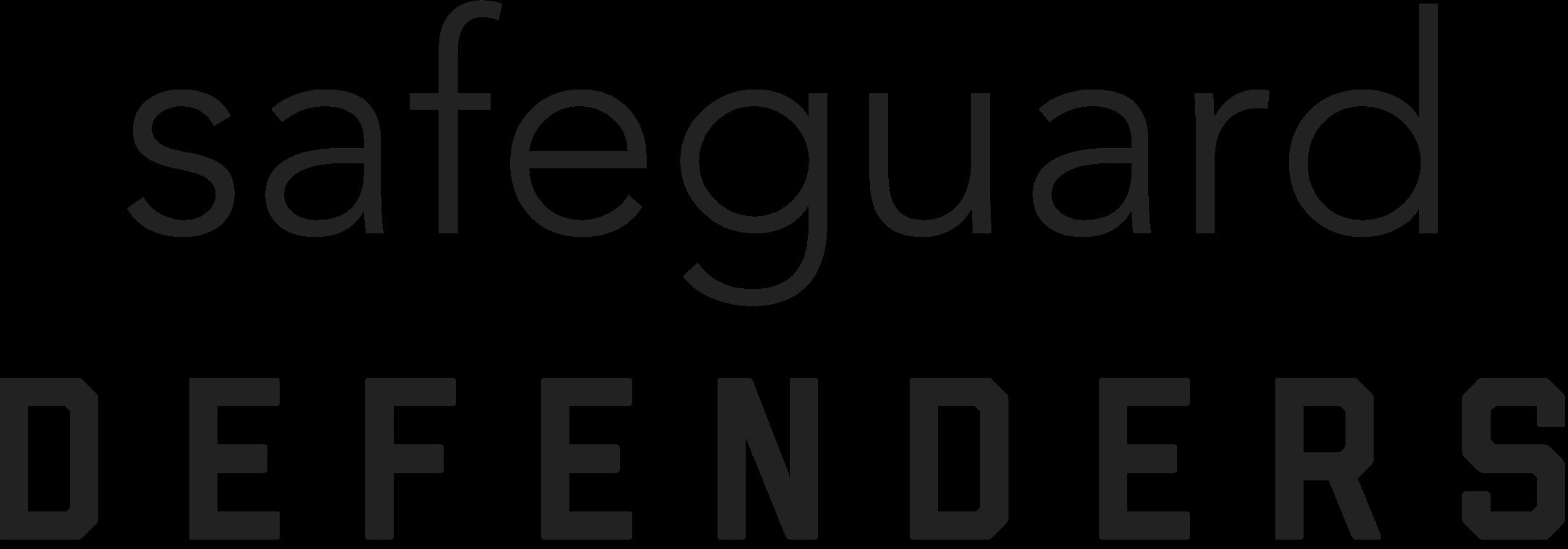 Logo of Safeguard Defenders
