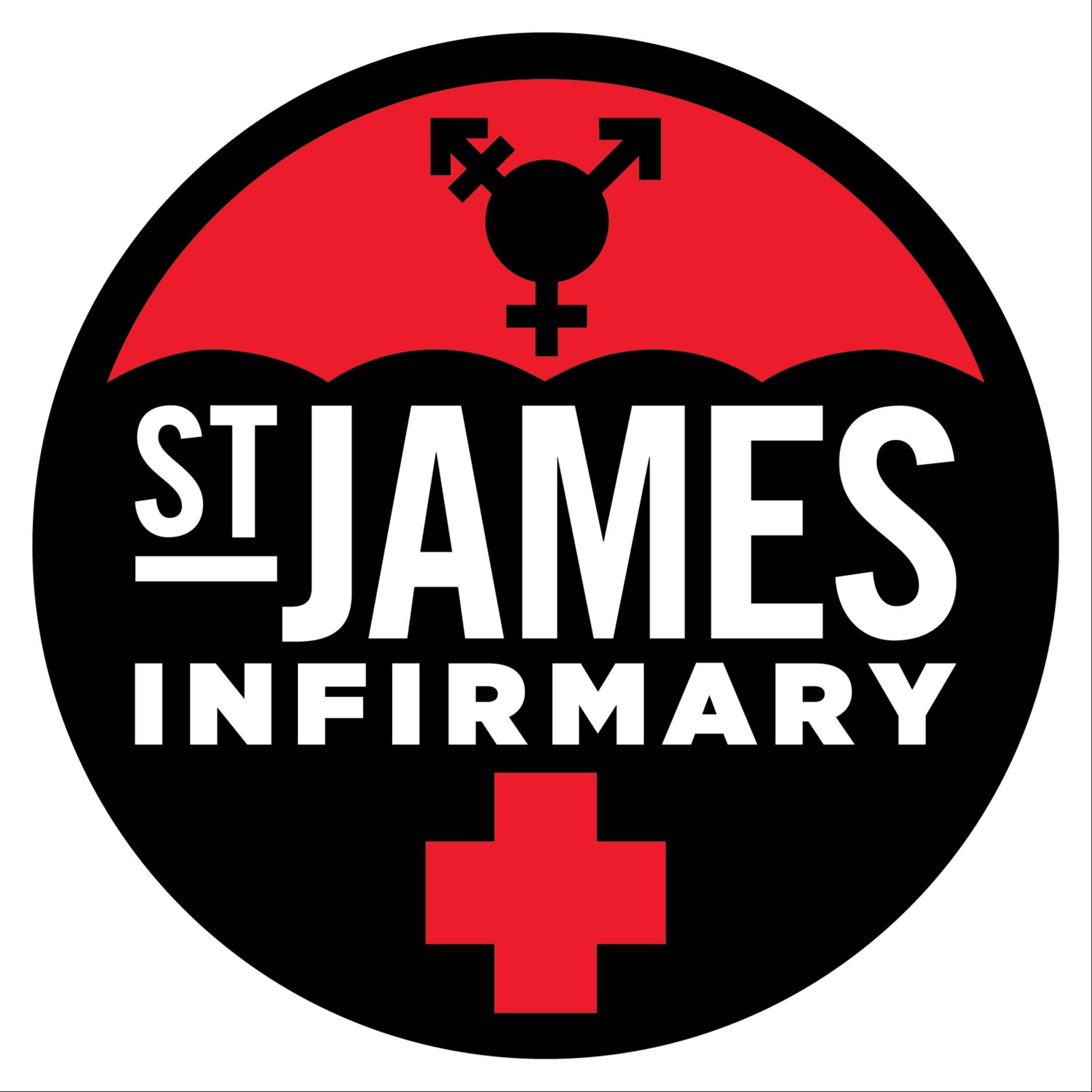 Logo of St. James Infirmary