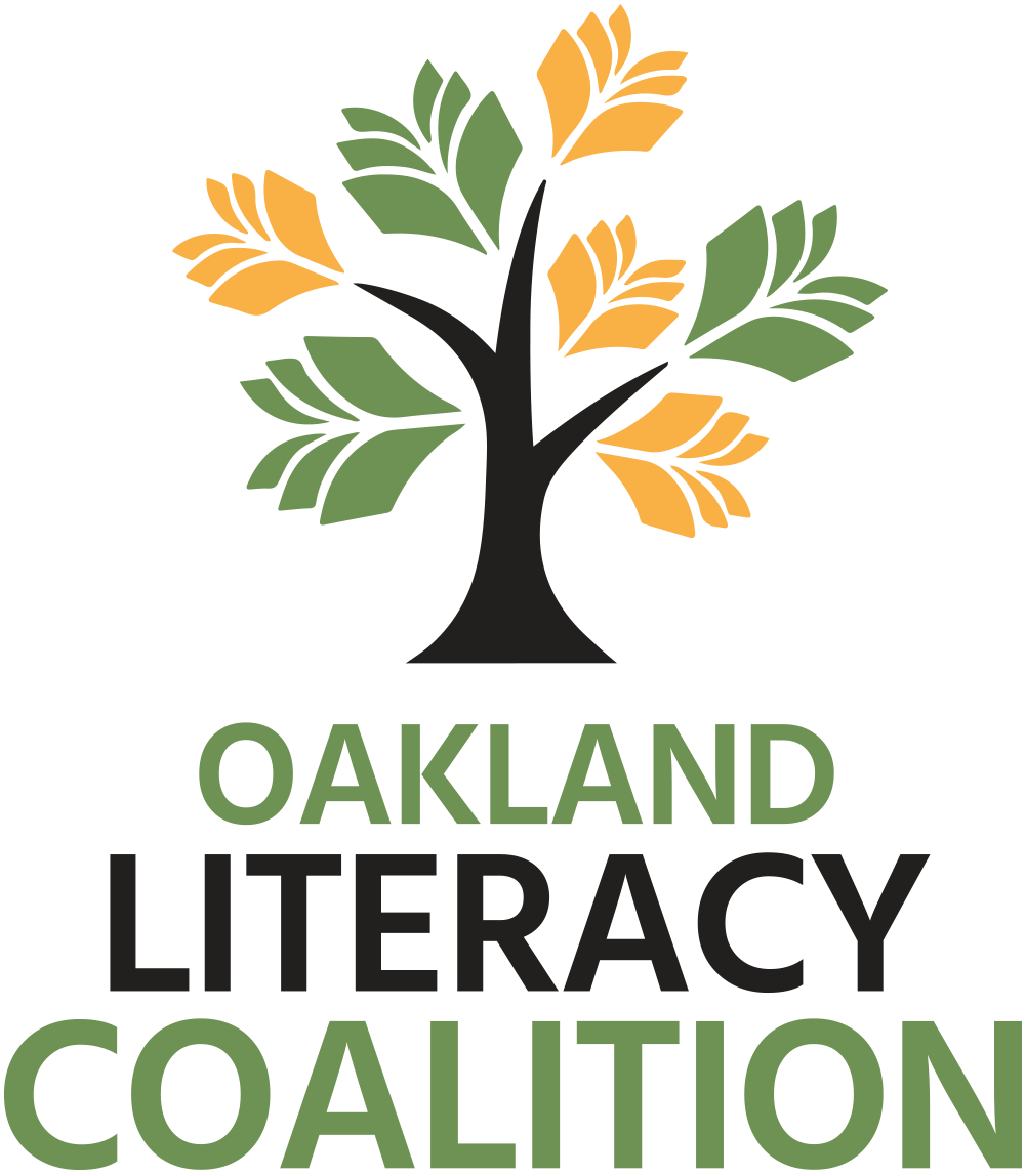Logo of Oakland Literacy Coalition