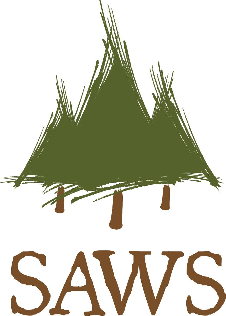 Logo of Southern Appalachian Wilderness Stewards (SAWS)
