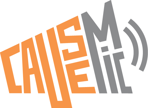 Logo of CauseMic